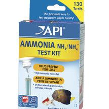 API Liquid Ammonia Test Kit
