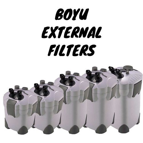 Boyu External Filter (Range)