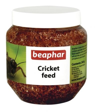 Cricket Feed 240g