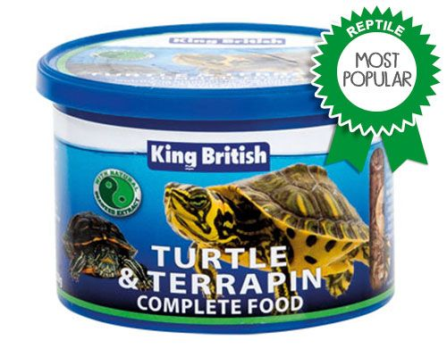 KB Turtle&Terrapin Food