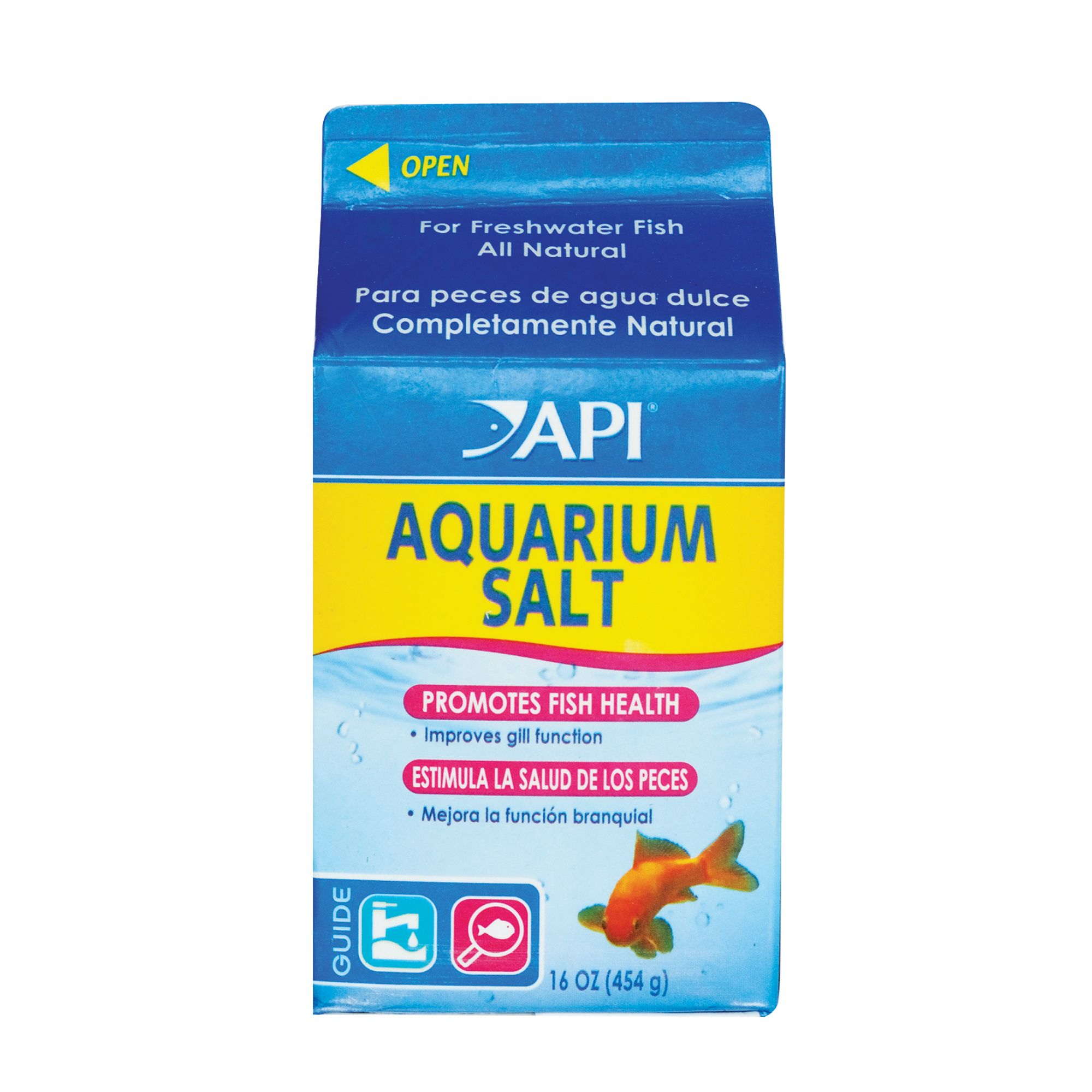 API Aquarium Salt-Small 454g 16oz