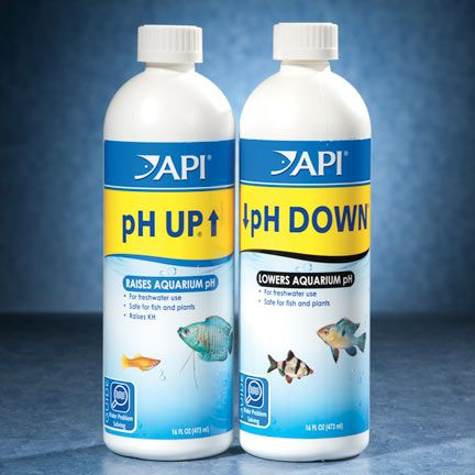 API pH UP and pH DOWN 118ml