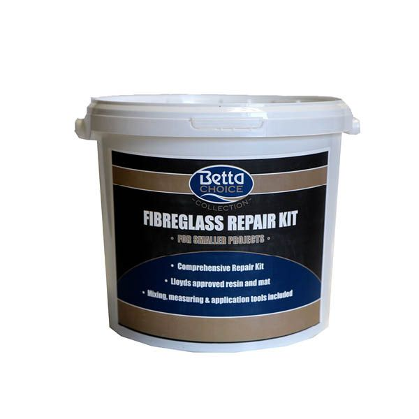 Betta Choice Fibreglass Repair Kit