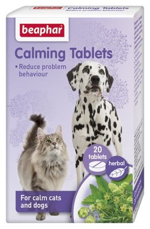 Calming Tablets for Cat & Dog