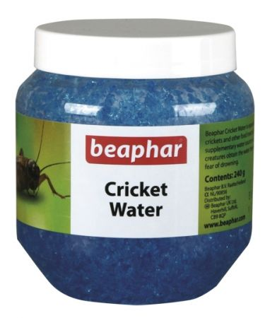 Cricket Water 240g