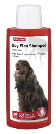 Dog Flea Shampoo 250ml