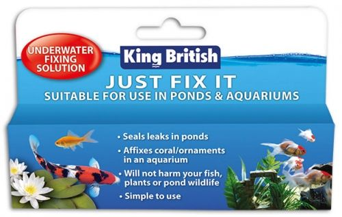 "King British ""Just Fix It"" Underwater Fixing Solution"