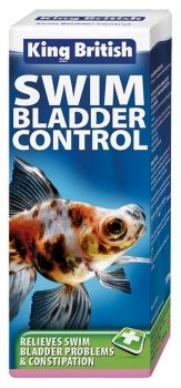 King British Swim Bladder Control 100ml