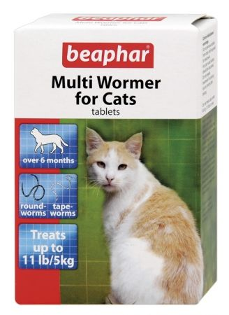 Multi Wormer For Cats