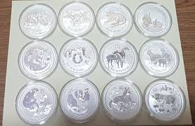 Silver Numismatic Coins