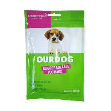 T.Forrest & Sons Our Dog Biodegradable Poo Bags (50 Pack)