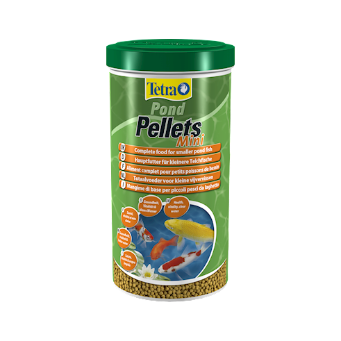 Tetra Pond Pellets Mini 1L / 4L